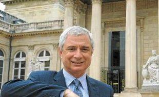 Claude Bartolone sera élu président de l'Assemblée nationale le 26 juin.