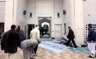 Photo d'illustration d'une mosquée