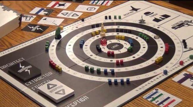 Un jeu basé sur le film «Inception» bientôt en vente