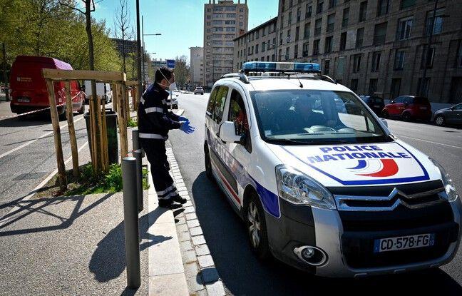 Marseille: Un homme grièvement blessé par le tir d'un policier lors d'un contrôle routier
