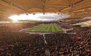 Cet été, la pelouse du Stadium de Toulouse a été attaquée quatre fois par un champignon, le pythium,.