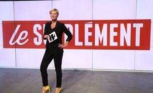 Maïtena Biraben présente chaque dimanche «Le Supplément» sur Canal+.