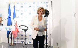 Valérie Pécresse s'est déclarée candidate à droite pour l'élection présidentielle de 2022.