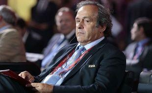 Michel Platini a été suspendu huit ans par la Fifa.