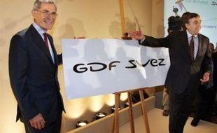 """Le PDG de Suez, Gérard Mestrallet, a souligné lors d'une conférence de presse qu'il était """"déterminé à faire aboutir"""" le projet de fusion avant fin juin, comme prévu initialement, sans exclure qu'il puisse être """"décalé de quelques semaines""""."""