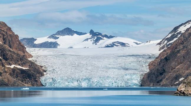 Groenland: Une vague de chaleur provoque un épisode de fonte «massive» des glaces
