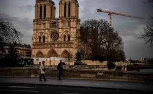 Deux voleurs de pierre ont été interpellés dans le chantier de restauration de Notre-Dame.