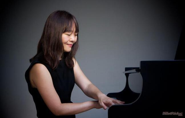 La pianiste japonaise émérite Rémi Masunaga