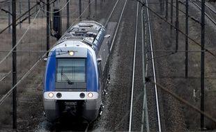 Le trafic sera légèrement perturbé ce jeudi sur les rails (image d'illustration).
