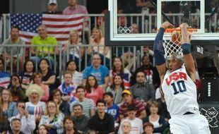 Les basketteurs américains ont battu plusieurs records lors d'une orgie offensive jeudi aux Jeux de Londres dont celui du nombre de points marqués dans un match: 156 à 73 face au Nigeria.