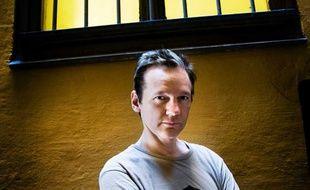Julian Assange, porte-parole et co-fondateur de WikiLeaks, en août 2010 à Stockholm.