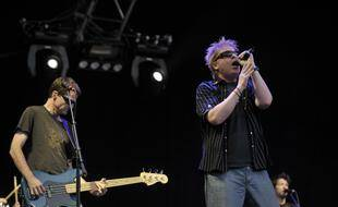 Le groupe The Offspring