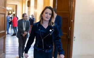 La députée LREM de Paris Olivia Grégoire. (archives)