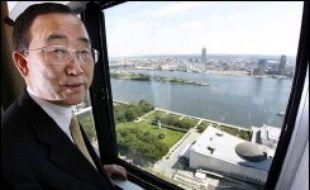 Le ministre sud-coréen des affaires étrangères, Ban Ki-moon, accèdera le 1er janvier au poste diplomatique le plus prestigieux du monde, celui de secrétaire général de l'ONU, après avoir été formellement désigné lundi par le Conseil de sécurité.
