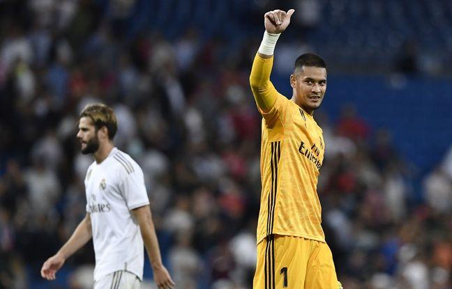 Real Madrid : Areola a joué son premier match avec le Real (et il a fait le job de bout en bout)