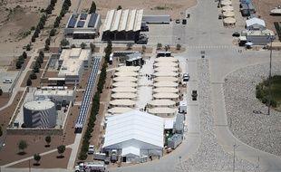 L'administration américaine organise des camps d'enfants à la frontière avec le Mexique.