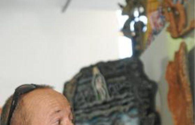 Patrick Michel, au nom du père et de l'art brut.