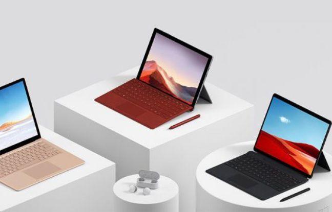 Microsoft présente Windows 10X adapté aux doubles écrans