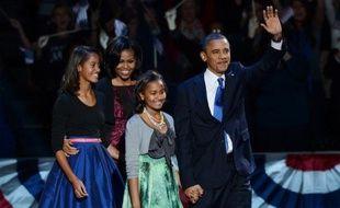 Barack Obama a remporté mardi l'élection présidentielle américaine face au républicain Mitt Romney, décrochant, à 51 ans, un second mandat historique à la tête de la première puissance mondiale.