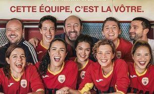 Affiche du film Une belle équipe