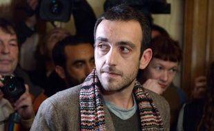 Le romancier Jérôme Ferrari.