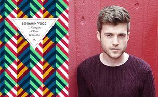 Benjamin Wood, lauréat du Prix du roman Fnac pour