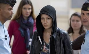 Amina Sboui, ex-Femen tunisienne, a affirmé avoir été victime d'une agression début juillet 2014.