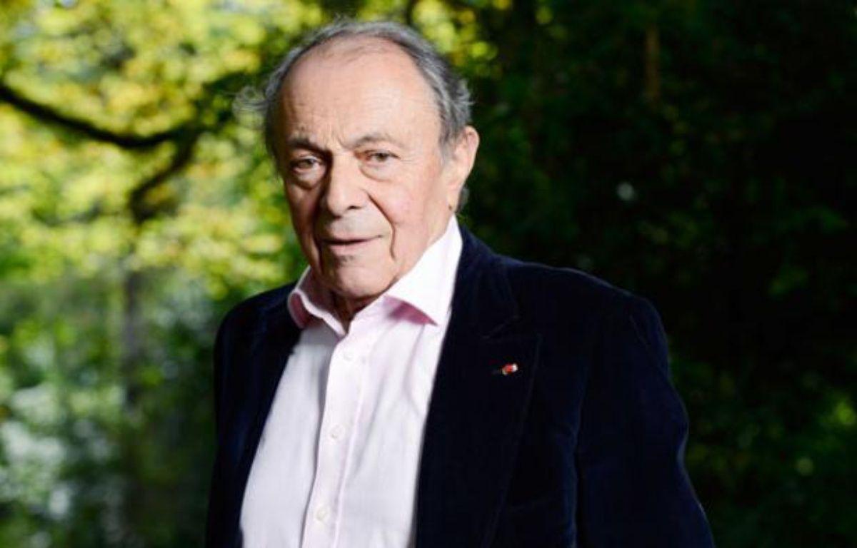 Michel Rocard, le 27 août 2012. – BALTEL/SIPA