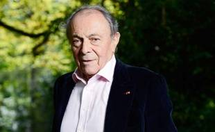 Michel Rocard, le 27 août 2012.