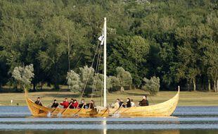 L'association toulousaine Bátar se lance dans la   construction du drakkar le plus rapide du monde.