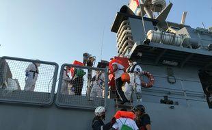 L'Italie a autorisé le débarquement sur son territoire de 182 migrants secourus au large des côtes libyennes la semaine dernière.