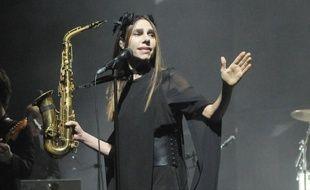 L'artiste PJ Harvey