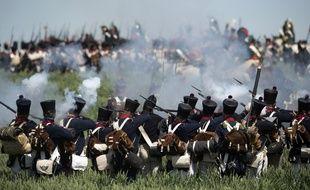Bataille de Ligny, dernier échauffement avant celle de Waterloo.