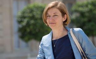 La ministre des Armées Florence Parly, le 22 juin 2017 à l'Elysée