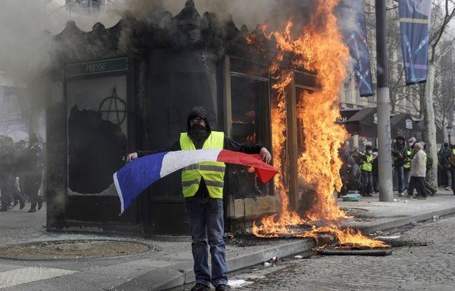 «Gilets jaunes»: «Je ne sais pas pourquoi...» Jugés après les violences sur les Champs-Élysées, les manifestants font profil bas