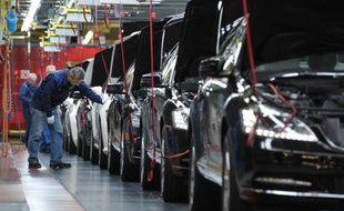 Le marché de l'occasion suit la même tendance que le marché des véhicules neufs. (Illustration)