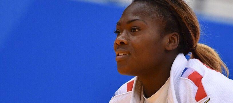 Clarisse Agbegnenou a été sacrée championne du monde de judo pour la quatrième fois, le 28 août 2019 à Tokyo.
