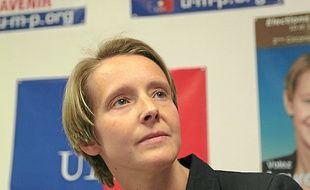 Laurence Garnier, candidate UMP.