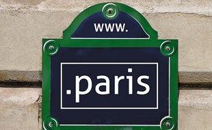 Capture du site bienvenue.paris