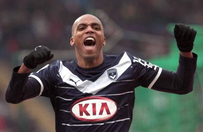Nicolas Maurice-Belay, des Girondins de Bordeaux, le 12 février 2012