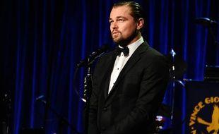 L'acteur Leonardo DiCaprio à New York