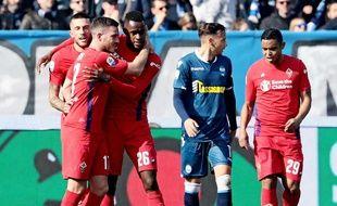 Situation ubuesque lors de Spal - Fiorentina
