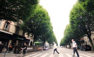 L'avenue Janvier sera entièrement réaménagée par la ville de Rennes.