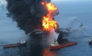 Le géant pétrolier britannique BP va verser près de 8 milliards de dollars aux termes d'un accord à l'amiable réglant une partie du contentieux dû à l'explosion de la plateforme Deepwater Horizon en 2010 dans le golfe du Mexique et à la marée noire qui en avait découlé.
