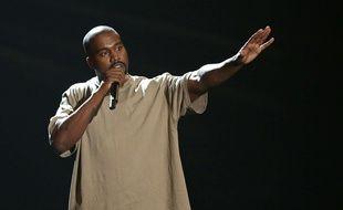 Kanye West, le 30 août 2015, à Los Angeles.