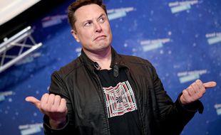 Le milliardaire Elon Musk