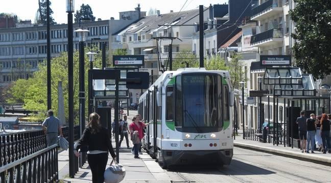 A Nantes, des coupures à venir sur la ligne 2 du tram en raison de travaux