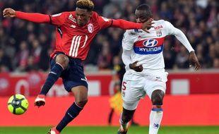 Les Lyonnais ont perdu deux points dimanche dans le Nord.