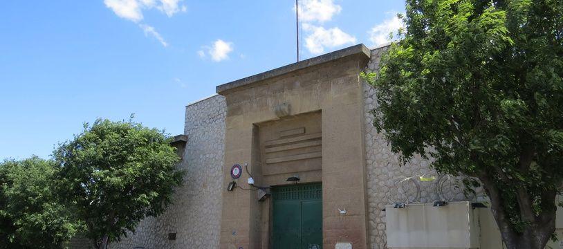 Marseille, le 21 mai 2015, la prison des Baumettes à Marseille.