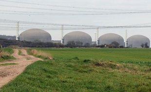 La centrale nucléaire de Paluel, en 2011.